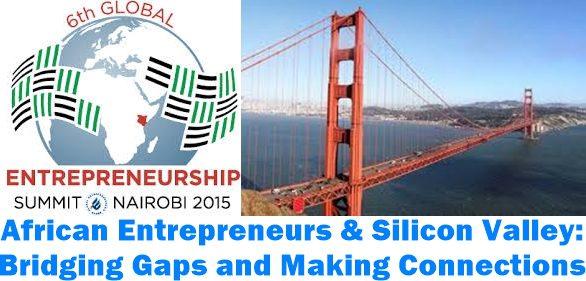 DotConnectAfrica speaks at #GES-Global Entrepreneurship Summit African Entrepreneurs #SiliconValley