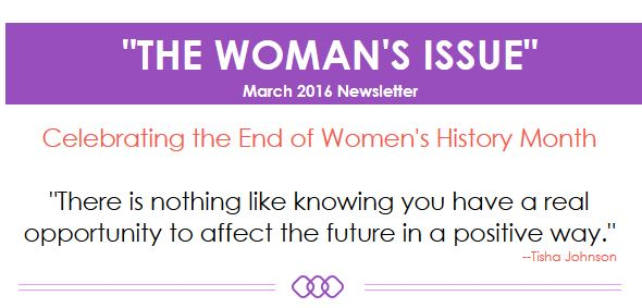 Celebrating the End of Women's month